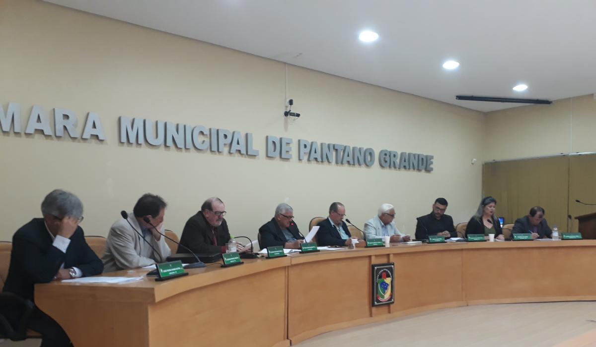 Sessão Ordinária de 26 de novembro de 2019